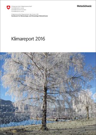 Klimareport 2016