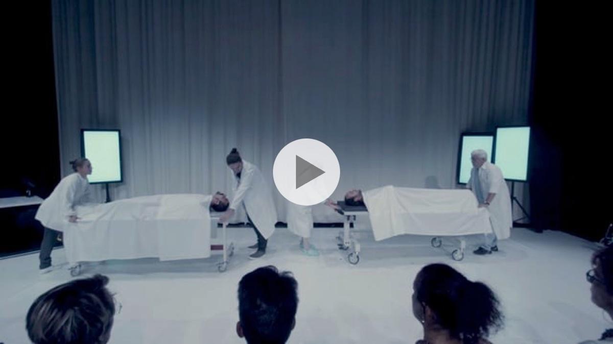 RADIO FRANKENSTEIN: New performance by Markus Zohner Arts Company