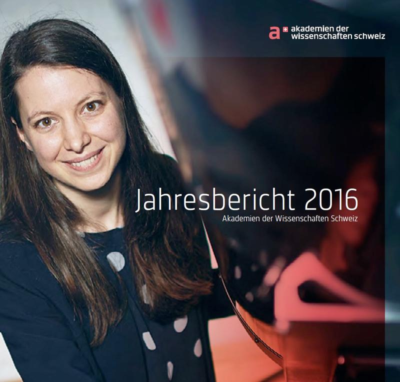 Annual Report. Akademien der Wissenschaften Schweiz