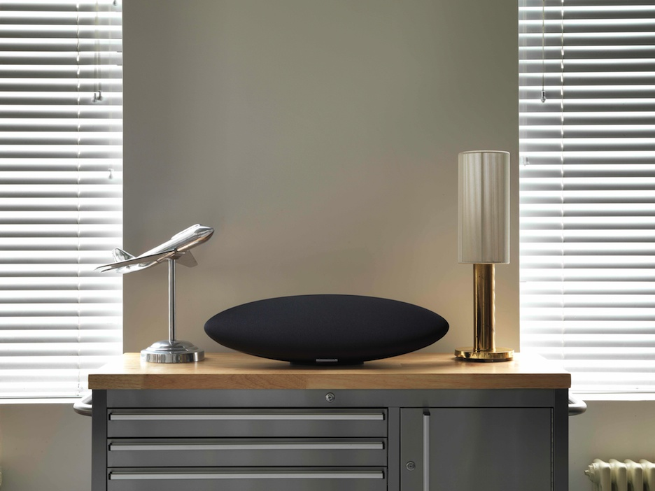 neu bowers wilkins zeppelin wireless