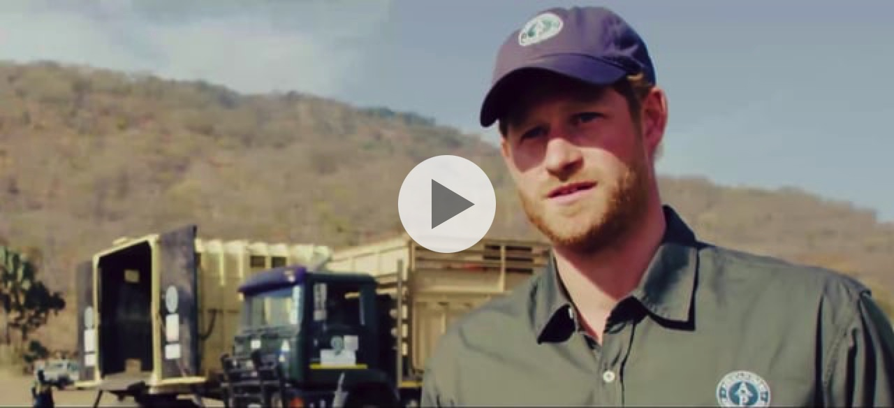 The Journey of Giants featuring Prince Harry