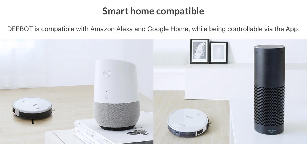 Smart home compatible