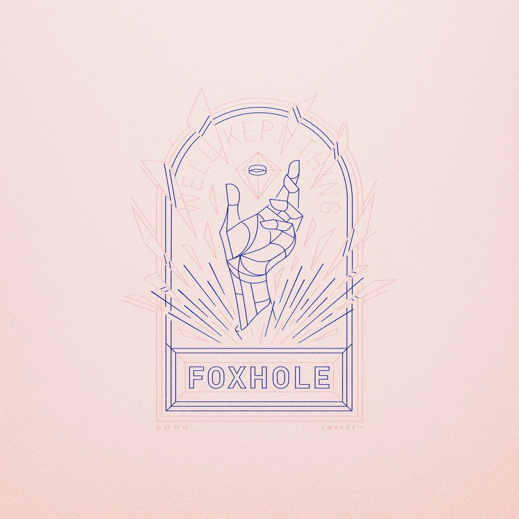 Foxhole Well Kept Thing cover