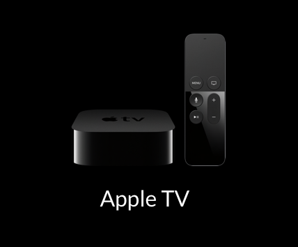 Any current Apple TVs