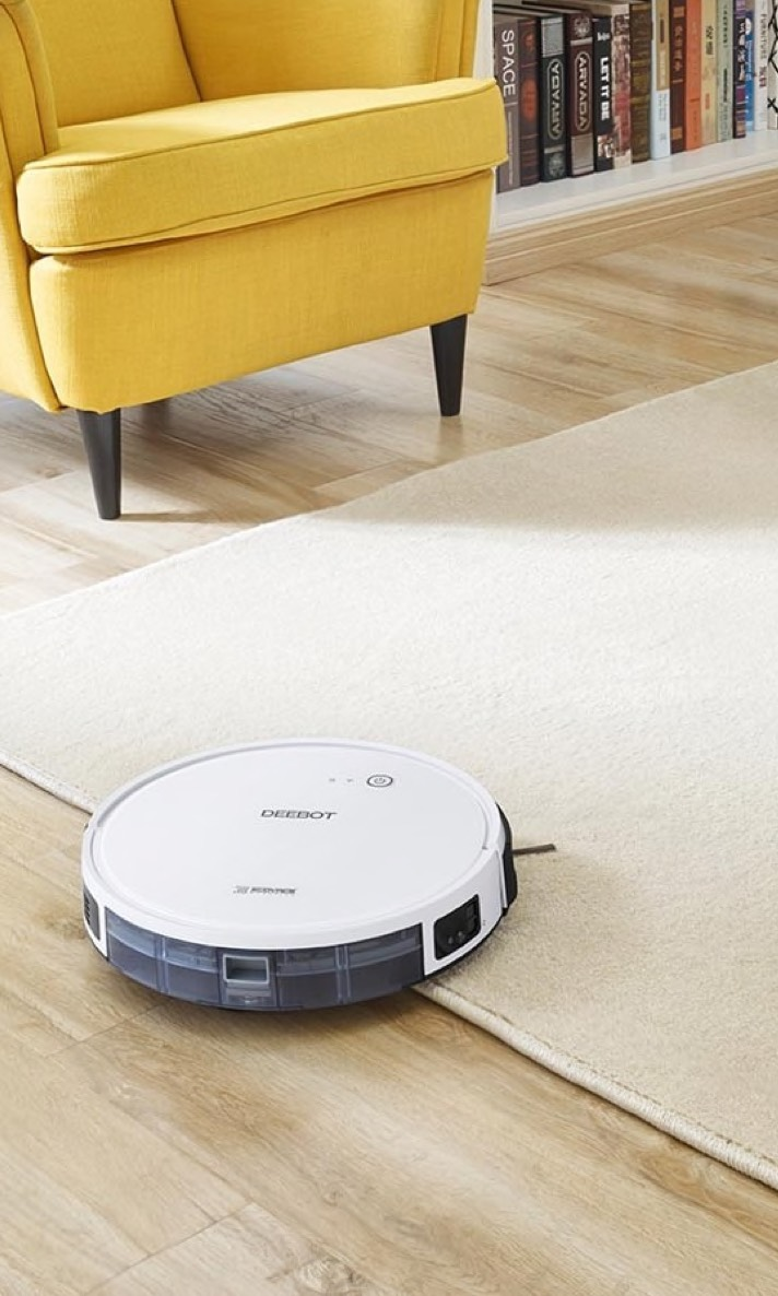 Let DEEBOT clean for you!